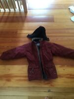 Winter coat size 12. Perfect condition. $10