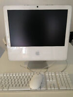 iMac 17po Late2006 2.0 GHz CORE2 2GB 250 GB