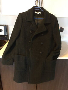 DKNY three quarter length winter coat