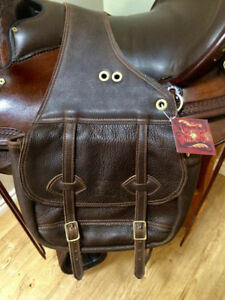 +++Olde Timer addle Bags( New)+++erd