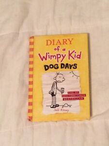 Diary of a Wimpy Kid Set 1-5 Kitchener / Waterloo Kitchener Area image 6