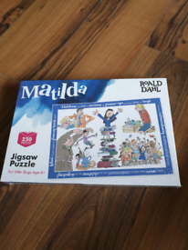 Matilda 250 Piece Jigsaw
