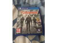 Tom Clancy the division ps4 game