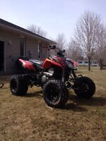 2004 arctic cat dvx 400