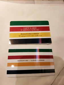 Hudson Bay Gift Card | Buy & Sell Items, Tickets or Tech in ...