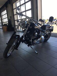 Harley-Davidson softail  West Island Greater Montréal image 1