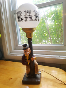 Vintage clown Bar Light