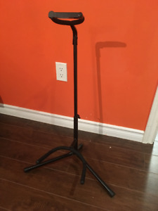 Guitar Stand , Guitar Wall mount, Digital Tuner and Metronome