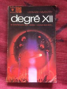 Degré XII