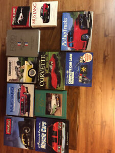 Automotive related books