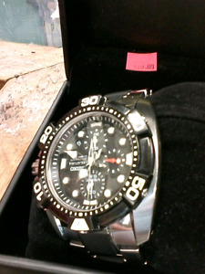 Seiko  Velatura  Dive Chronograph  200m  Men's Watch (Rare Find)