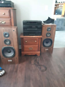 Kenwood all in one receiver