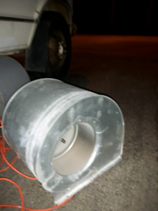 Exhaust, intake blower fans.have 4