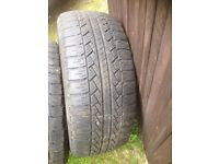 land rover discovery/range rover tyres