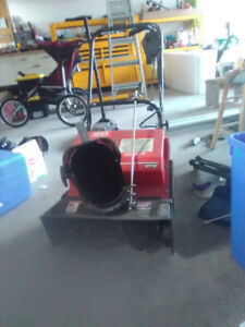 Murray electric snow blower