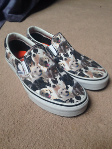 Dogs/Puppies Vans Shoes