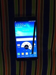 Note 3 for sale !!