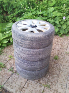 """Gently Used All-Season Tires - 15"""" to 19"""" Sizes Available"""