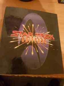 Star trek universe 1997 large format cards collection Kitchener / Waterloo Kitchener Area image 3