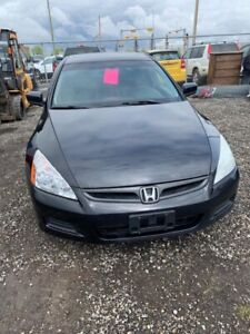 2006 HONDA ACCORD 4DOOR SEDAN AUTO LEATHER