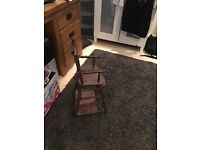 Antique high chair for kids dolls