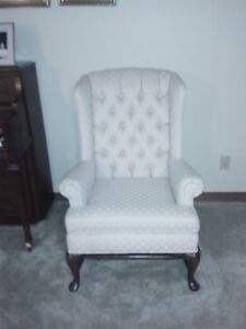 3 Piece Victorian vintage style COUCH, LOVESEAT, CHAIR SET