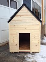 Dog house for sale (insulated)