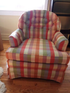 American-made Accent Chair in Great Condition
