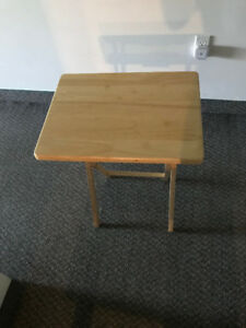 Wooden TV Trays