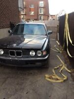 Bmw 730i 1986 part out