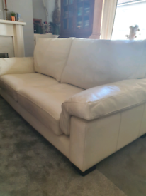 Large 3 seat sofa 1st grade leather