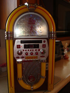 JUKE BOX SINGING MACHINE
