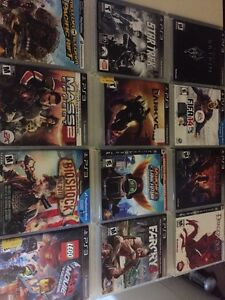 Cheap PS3 games look at bottom of list for pricing