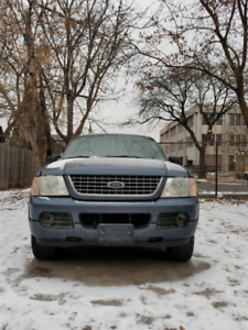 Driven daily 2003 ford explorer XLT 4x4 $1900 OBO