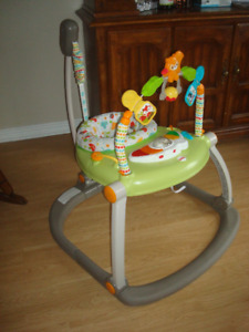 Exerciseur sautoir de Fisher-price