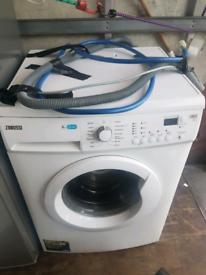Zanussi washing machine CAN DELIVER