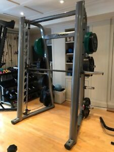 Life Fitness Smith machine (commercial)