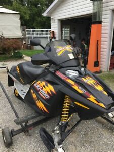 For Sale 2004 Ski doo 500 ss