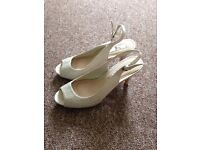 Wedding shoes size 5 BHS