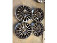Ford mondeo focus 18 inch alloys