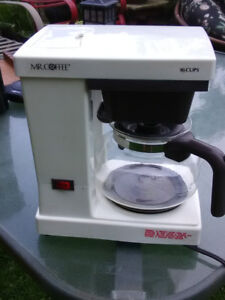 Mr Coffee 10 cup coffee maker