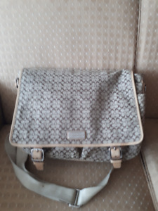 Coach Messenger Bag and Watches