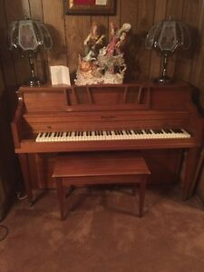 Piano in excellent condition