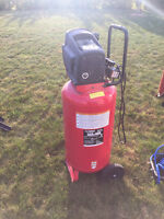 Compresseur 26 gallons