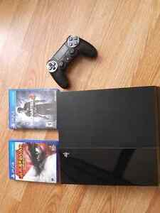 Ps4 / one controller / Uncharted 4 & God of War 3