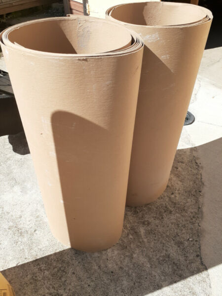 Concrete forms 4 new rolls + 2 older rolls all for $60!  re:$180
