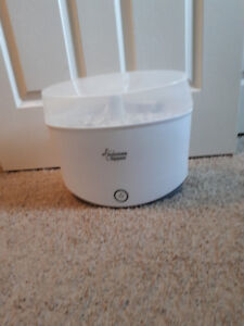 bottle warmer and Tommy tippe sterilizer
