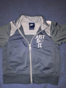 3T Boys Nike Jacket JUST DO IT, Excellent Condition