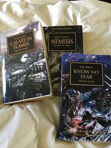 the Horus Heresey books series