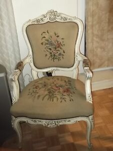 Antiques large chair  MOVING SALE